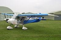 G-CCYM @ FISHBURN - Best Off Skyranger 912(2) at Fishburn Airfield, UK in 2008. - by Malcolm Clarke