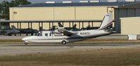 N24CC @ KAPF - Departing runway 32 - by Kreg Anderson