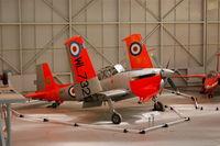 WL732 - Boulton Paul Sea Balliol Trainer RAF Museum Cosford - by jetjockey