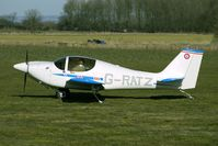 G-RATZ @ EGBR - One of the many aircraft at Breighton on a fine Spring morning