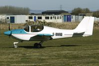 G-BWRO @ EGBR - One of the many aircraft at Breighton on a fine Spring morning