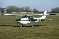 G-AVVC @ EGBR - One of the many aircraft at Breighton on a fine Spring morning