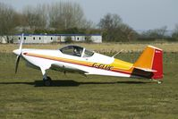 G-GLUC @ EGBR - Vans RV-6   -   One of the many aircraft at Breighton on a fine Spring morning