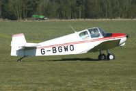 G-BGWO @ EGBR - Jodel D112 - One of the many aircraft at Breighton on a fine Spring morning