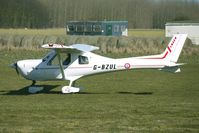 G-BZUL @ EGBR - JABIRU UL-450 - One of the many aircraft at Breighton on a fine Spring morning