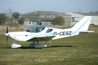 G-CESZ @ EGBR - Czech Aircraft Works Sportcruiser - One of the many aircraft at Breighton on a fine Spring morning