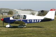 G-BAFP @ EGBR - 1972 Avions Pierre Robin CEA DR400/160 - One of the many aircraft at Breighton on a fine Spring morning