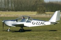 G-ZZAC @ EGBR - One of the many aircraft at Breighton on a fine Spring morning