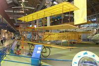 14 - Replica Avro Triplane Museum of Science and Industry Manchester - by jetjockey