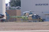 N21SA @ GPM - At American Eurocopter - Grand Prairie Municpal - by Zane Adams
