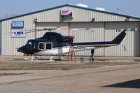 N412HS @ GPM - At Grand Prairie Municpal