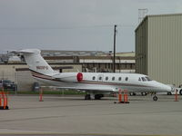 N101PG @ ONT - Parked at Ontario - by Helicopterfriend