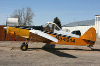 N54914 @ 4CO2 - Glider tug wearing Thrush Commander colors - by Duncan Kirk