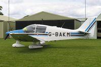 G-BAKM @ FISHBURN - Robin DR-400-140 Major at Fishburn Airfield, UK in 2007. - by Malcolm Clarke