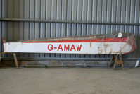 G-AMAW @ EG10 - Pre-packed, for home re-construction ? - by MikeP
