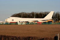A6-GDP @ EGBP - ex Dubai Air Wing, being scrapped at Kemble - by Chris Hall