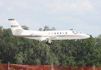 N5601T @ LAL - Cessna 560