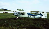 D-EADZ @ EDFE - Crashed at Worms Germany 21-07-1982 and written off. Image taken from a slide. - by Ray Barber