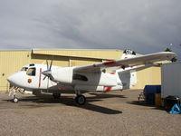 N425DF @ KIWA - N425DF S-2F3AT c/n 152825 - by Trevor Toone