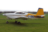 G-IINI @ FISHBURN - Van's RV-9A at Fishburn Airfield in 2005. - by Malcolm Clarke