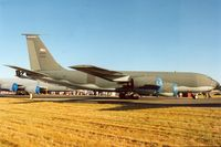62-3530 @ EGVA - KC-135R Stratotanker, callsign Mash 71, of 434th AMW at Grissom AFB on display at the 1995 Intnl Air Tattoo at RAF Fairford. - by Peter Nicholson
