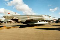 67-0298 @ EGVA - F-4E Phantom as 1-298 of 112 Filo Turkish Air Force in the static park at the 1995 Intnl Air Tattoo at RAF Fairford. - by Peter Nicholson