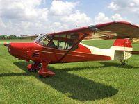 N1387H @ KMWO - Sedan At Middletown Ohio National Aeronca Assoc fly-in 2008 - by Joe Abrahamson