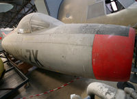 23 @ LFPB - Dismantled Mystere IVA stored inside hangars at Dugny... - by Shunn311