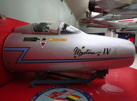 210 @ LFPB - Mystere IVA nose section preserved @ Le Bourget Museum - by Shunn311