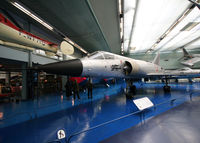 01 @ LFPB - Mirage IIIV preserved @ Le Bourget Museum - by Shunn311