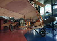 275 @ LFPB - Farman HF20 preserved @ Le Bourget Museum - by Shunn311