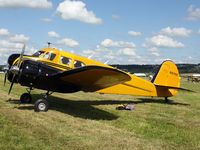N41759 @ D52 - AT Geneseo - by JOE OSCIAK