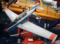 F-BORT @ LFPB - Preserved @ Le Bourget Museum - by Shunn311