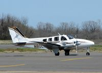N80LM @ DTN - Taxiing in after landing at Downtown Shreveport. - by paulp