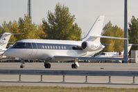 CS-DLH @ LOWW - Netjets Falcon 2000 - by Andy Graf-VAP