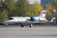 D-CSAP @ LOWW - Learjet 31 - by Andy Graf-VAP
