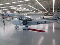 N104JB @ KIDP - Factory delivery - by JWB