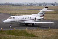 CS-DRZ @ EGBJ - Netjets Hawker at Gloucestershire (Staverton) Airport