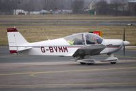 G-BVMM @ EGBJ - Based Robin Club at Gloucestershire (Staverton) Airport