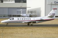 D-CEMG @ EDDR - departing EDDR via RW27 - by Friedrich Becker