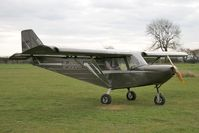 G-CDSH @ X5FB - ICP MXP-740 Savannah at Fishburn Airfield in 2007. A microlight fitted with 'flaperons' providing STOL take-off capability. - by Malcolm Clarke
