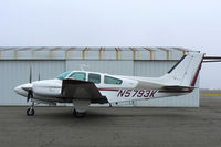 N5793K @ CPT - At Cleburne Municipal - by Zane Adams