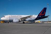 OO-SSM @ VIE - Brussels Airbus 319 - by Dietmar Schreiber - VAP