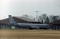 63-8007 @ MHZ - KC-135A Stratotanker of 379th Bombardment Wing at Wurtsmith AFB on detachment to RAF Mildenhall in May 1978. - by Peter Nicholson