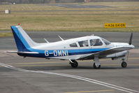G-OMNI @ EGBJ - Based  Piper PIPER PA-28R-200-2 at Gloucestershire (Staverton) Airport