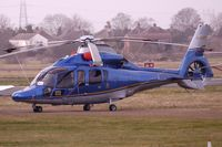 G-EURT @ EGBJ - 2007 Eurocopter EC155 B1 at Gloucestershire (Staverton) Airport