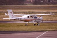 G-CFZD @ EGBJ - 2009 Cotterell Gr JABIRU J430 at Gloucestershire (Staverton) Airport