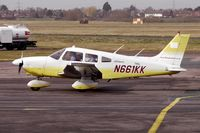 N661KK @ EGBJ - 1987 Piper PA-28-181 at Gloucestershire (Staverton) Airport