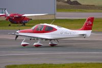 G-KOCO @ EGBJ - Cirrus SR22 at Gloucestershire (Staverton) Airport