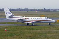 G-YPRS @ EGBJ - Citation I at Gloucestershire (Staverton) Airport
